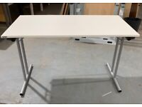 office folding desk table white space saving Wiesner Hager