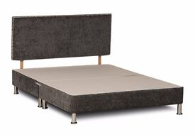 Divan Bed Base **Home Delivery Available**
