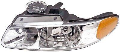 Headlight Lens fits 1998-1999 Chrysler Town & Country  DORMAN