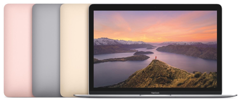 "Apple MacBook 12"" 256GB Retina Display Intel Core HD Graphics 515 M3 2016 Laptop"