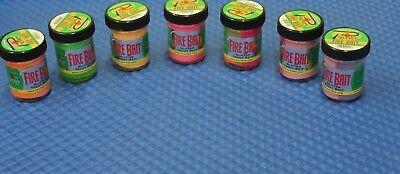Glitter Trout Bait (Fire Bait Glitter Trout Bait  Pautzke Bait Co CHOOSE COLOR EACH SOLD SEPARATELY)