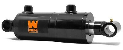 Wen Wt3004 Cross Tube Hydraulic Cylinder With 3-inch Bore And 4-inch Stroke