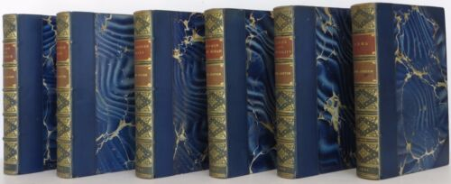 Jane Austen Pride And Prejudice And Five Others Six Volume Leatherbound Set 1886