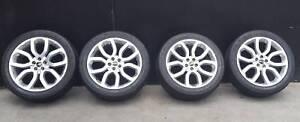 SECONDHAND Genuine 20 Inch Range Rover Evoque Wheels + Tyres Preston Darebin Area Preview