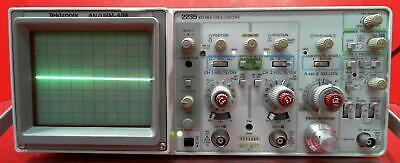 Tektronix 2235 Anusm-488 100 Mhz Oscilloscope Snb071950