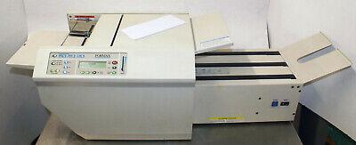 Formax Fd-2052 Autoseal Paper Folder Pressure Sealer Mailer Sealing Machine