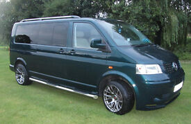 VW Transporter T5 LWB Day Van
