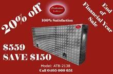 EOFY Aluminium checkerplate toolbox 2100x300x800 for box trailer Everton Hills Brisbane North West Preview