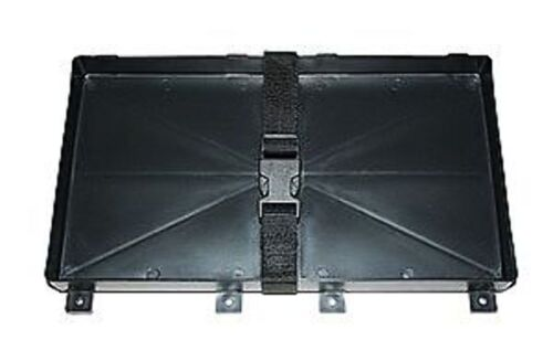T-H Marine Battery Holder Tray With Hold Down Strap For 29/31 Series BH31PDP LC