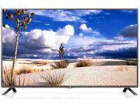 LG 49-inch, Full HD Ultra Slim LED,1080p TV with Freeview HD