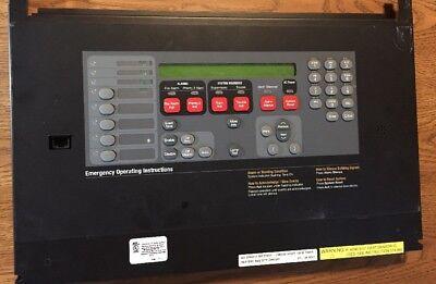 Simplex 4100-9111 Fire Alarm Panel Master Controller