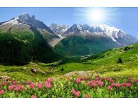 HOUSEKEEPING POSITION IN THE FRENCH ALPS