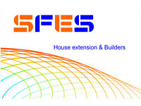 House extension. Builders