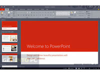 MICROSOFT OFFICE PRO SUITE 2016 for PC