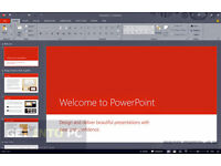 MICROSOFT OFFICE 2016 PRO for Windows-PC