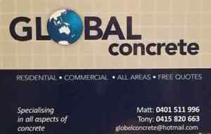 global concrete Malaga Swan Area Preview