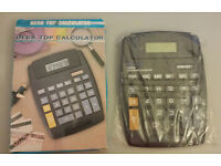 brand new large buttons desk top calculator