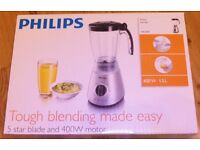Brand new Philips HR2000/50 Silver Blender
