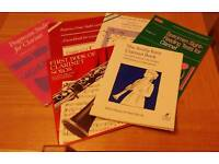 Clarinet books