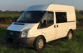 For sale transit campervan / day van
