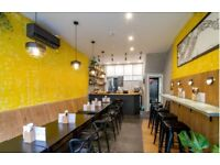 Restaurant A3/A5 in Brick Lane