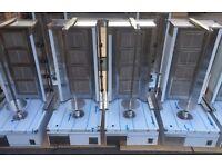 GAS NEW DONER KEBAB SHAWARMA GRILL MACHINE FAST FOOD RESTAURANT KITCHEN BBQ TAKE AWAY SHOP