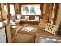 Static caravan on Regent Bay, Morecambe. 12 Month Season, payment options available
