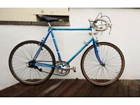 Motobecane Steel Frame Men's Road Bike, Vintage 1970's, Beautiful Ride, 60.5cm Frame