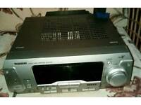 Technics SA EH 750 Offers welcome Stereo amplifier in fair condition but needs TLC!