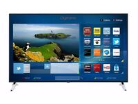 Digihome 65/240 65 Inch Smart WiFi Built In Full HD 1080p LED TV with wifi and Freeview HD