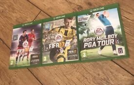 XBOX ONE GAMES BUNDLE X7 ***OFFERS***