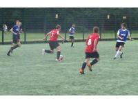 CASUAL FOOTBALL IN SOUTH LONDON: FOOTBALL FOR FUN, FOOTBALL TEAM, PLAY FOOTBALL LONDON