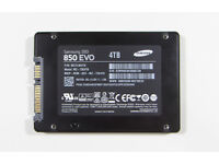 Large Capacity SSD Wanted