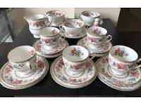 Royal grafton fine bone China Malvern tea set