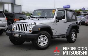 2012 Jeep Wrangler SPORT! AUTO! CRUISE! ONLY 87K!