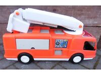 Little Tikes large Fire Truck (60cm) great indoor/outdoor toy £8 collection from Shephed.