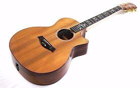 Taylor BTO #1689 Custom Acoustic Guitar GA Sinker Redwood Madagascar Rosewood