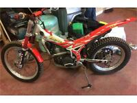 Beta rev3 2 stroke 250cc trials bike PRICE DROP!!!!
