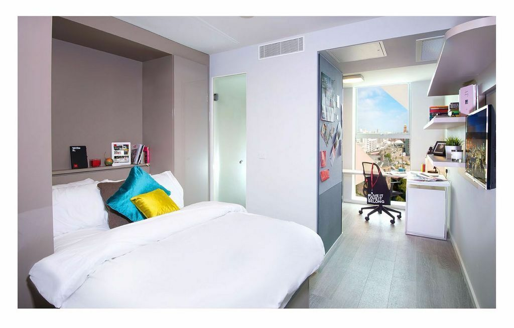 Studio Apartment Manchester luxury student studio apartment for rent! for year 2016/17 | in
