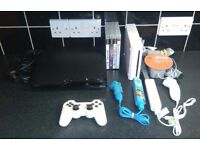 Ps3 and Nintendo Wii