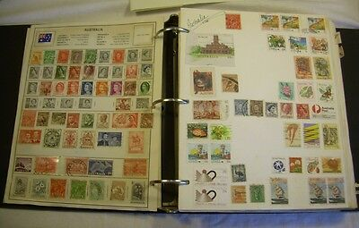 JUMBO - HUGE - STAMP COLLECTION 13,000+ STAMPS = 4225 USA 8700 World 1800-1900s