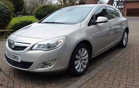 2010 Vauxhall Astra 1.7cdti-16V-ECOFLEX-SE-5-Doors Hatchback- 6 Speed