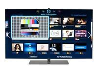 "**18 Mth Warranty remaining** Samsung 46"" Series7 Smart 3D TV Built in Camera & wifi 800hz ULTRASLIM"