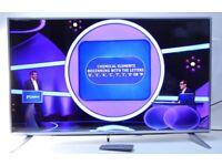 Sharp Aquos 49 Inc 4K Smart Ultra HD LED TV, Model LC-49CUF8462ES 0313229