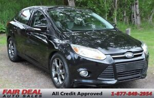 2014 Ford Focus SE: All Power Options/Low Kilometers