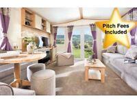 Static Caravan For Sale East Yorkshire Not Haven 12ft Central Heated Bridlington Not Haven