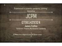 Handyman/ gardener /property maintenance