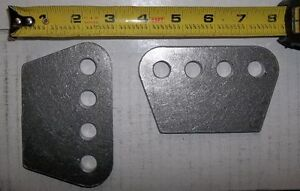 "H/D 4 HOLE MOUNTING PLATE 1/4"" THICK ,SHOCKS, TRAC ARMS, 4 LINK, Belleville Belleville Area image 8"