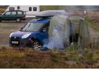 Converted stealth campervan - perfect for the West Coast 500 or visiting the Scottish highlands!