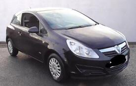 Corsa life 1.2 2008 for sale